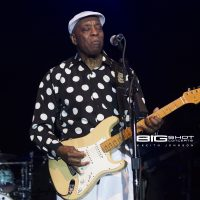 Buddy Guy blues concert at The Amp.