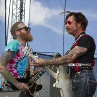 Fort Rock 2017 Band Eagles of Death Metal