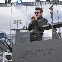 Starset performs at Fort Rock 2017