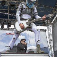 Brock Richards of Fort Rock 2017 Band Starset