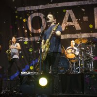 O•A•R performs at Perfect Vodkas Amphitheatre