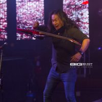 DragonForce Guitarist Herman Li