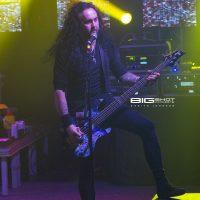 DragonForce Bassist Frédéric Leclercq