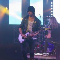 DragonForce Guitar Player Sam Totman