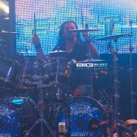 DragonForce drummer Gee Anzalone