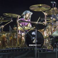 Incubus Drummer