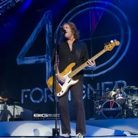 Jeff Pilson - Foreigner 40th Anniversary Tour