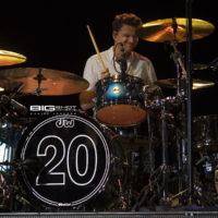 Drummer Stacy Jones of Matchbox Twenty