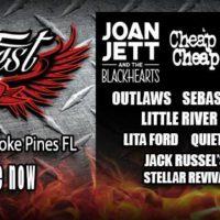 RockFest 80's Concert at C.B.Smith Park