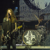 Against Me! live at the Culture Room