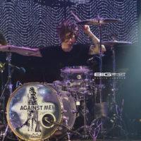 Against Me! drummer Atom Willard