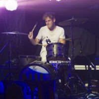 The Dirty Nil Drummer