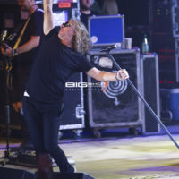 Ed Roland of Collective Soul performs at The Amp