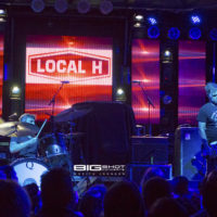 Local H performs at Culture Room