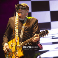Cheap Trick performs during RockFest 80s