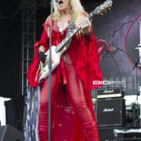 Lita Ford live at RockFest 80's