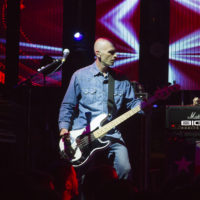 Bass player Doni Blair of the Toadies