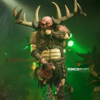 The Berserker Blothar and Balsac the Jaws of Death of GWAR